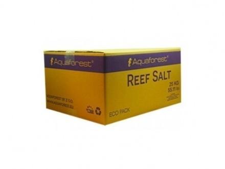 Sól morska Aquaforest Reef Salt 25kg box
