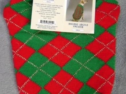 Markowe ubranka - sweterki dla piesków z USA