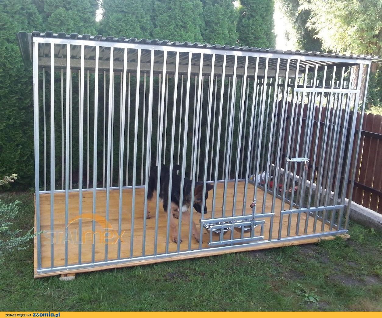 Kojec dla psa kojce dla psów różne wymiary Producent NOWY TARG małopolska