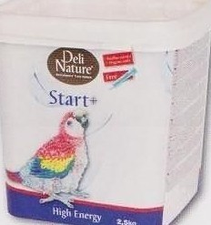 Deli nature start + HIGH ENERGY 500 G