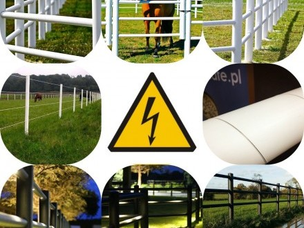 Equisafe - ogrodzenia elektryczne dla koni   pastuch