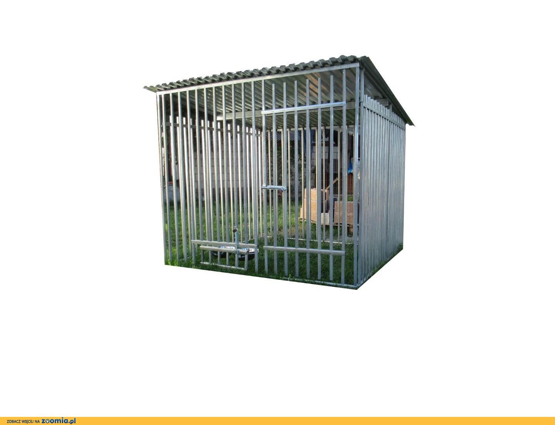Kojec dla psa kojce dla psów różne wymiary Producent NYSA opolskie