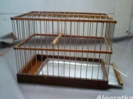 Sprzedam klatkę dla ptaków