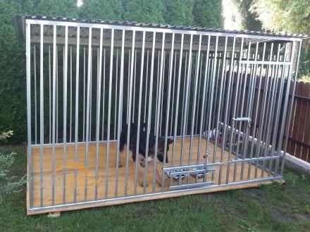 Kojec dla psa kojce dla psów różne wymiary Producent OSTROWIEC ŚWIĘTOKRZYSKI świętokrzyskie