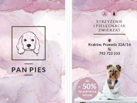 Salon pielęgnacji zwierząt/psi fryzjer/grooming