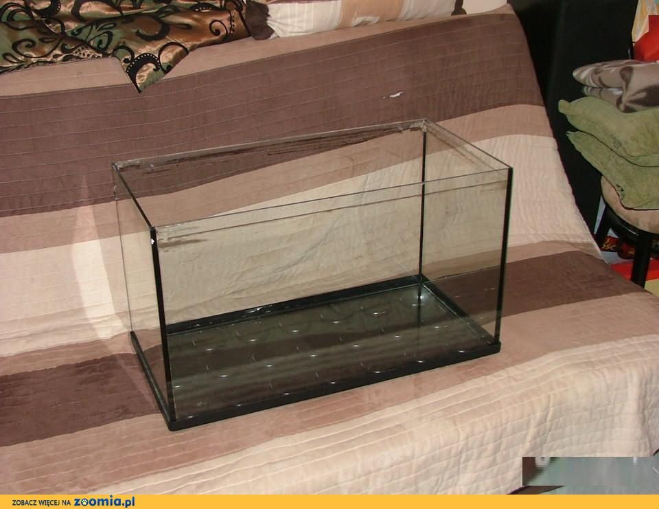 Akwarium duże