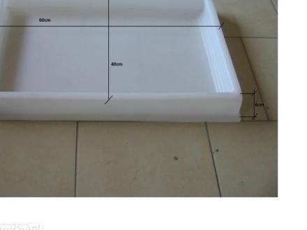 Kuweta plastikowa 60x40x6cm