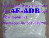 (SOPHIA@PXY-CHEM_COM)Research chemical powder 4FADB cheap price