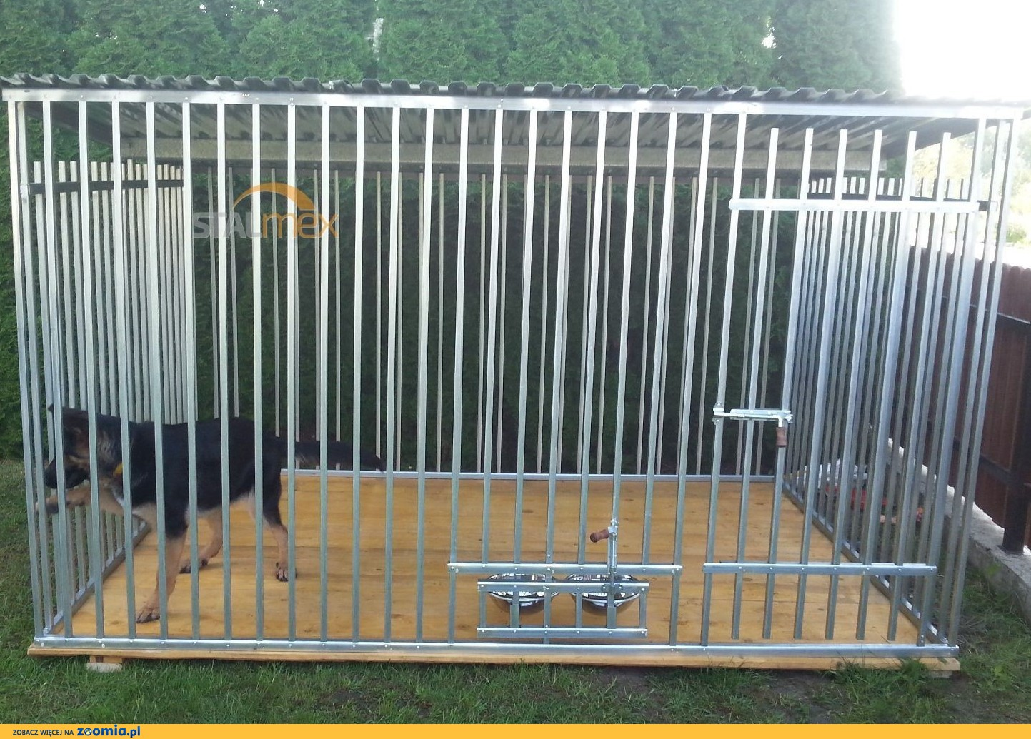 Kojec dla psa kojce dla psów różne wymiary Producent RACIBÓRZ śląsk śląskie