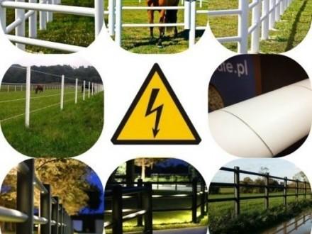 Equisafe - ogrodzenia elektryczne dla koni  pastuch  hdpe   kujawsko-pomorskie Bydgoszcz