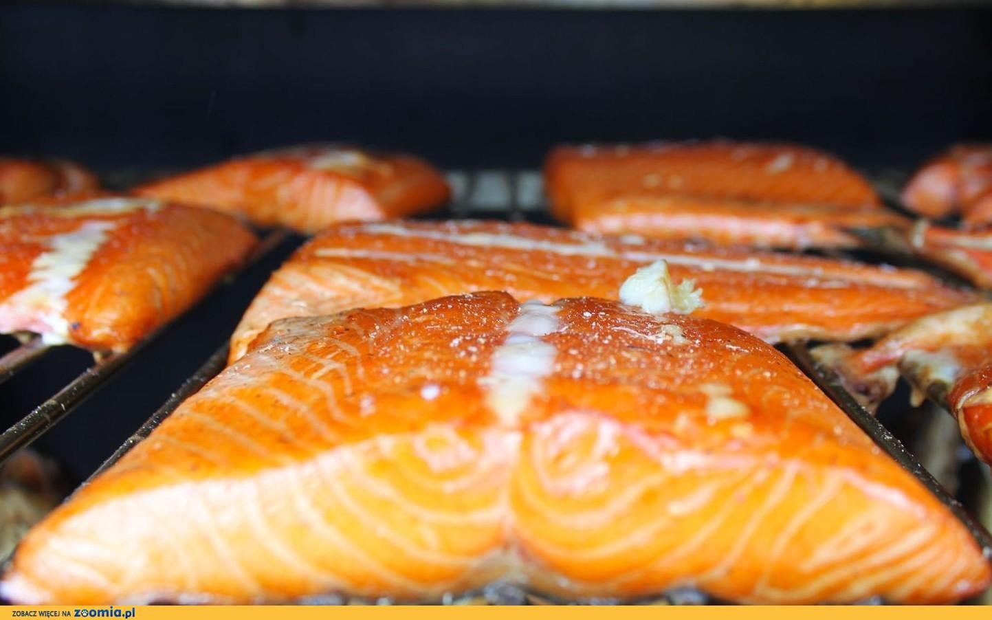 Ryby wędzone - Stół Rybny idealny pomysł na wesela, komunie.