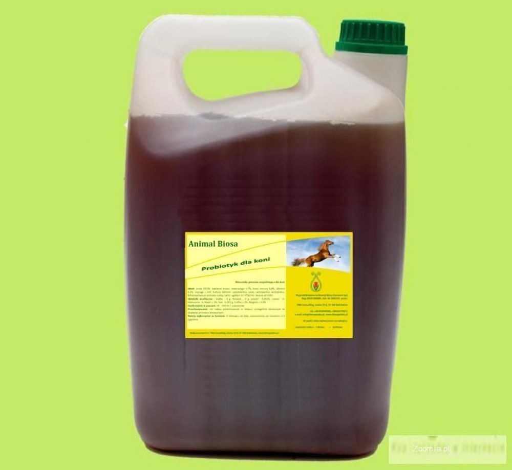 Probiotyk dla koni - Animal Biosa - taniej