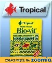 TROPICAL BIO-VIT - Roślinny pokarm dla rybek żyworodnych