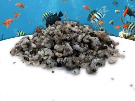 Żwirek granitowy do akwarium 2-5 mm - każdy biotop 1 kg