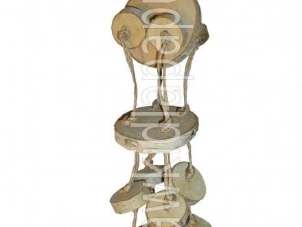 Zabawki dla papug - zabawka - gryzak aleksandretta amazonka kakadu ara   Toruń