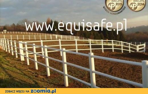 Equisafe - ogrodzenia elektryczne dla koni,  Wyposażenie stajni cała Polska