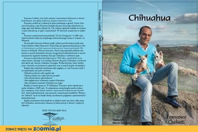 Chihuahua - książka Francesco Cochetti