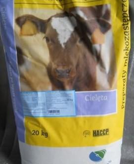 mleko dla cielat jagniat kozlat darmowa dostawa