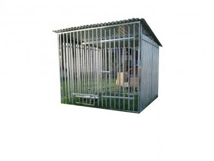 Kojec dla psa kojce dla psów różne wymiary Producent RADOMYŚL WIELKI PODKARPACKIE
