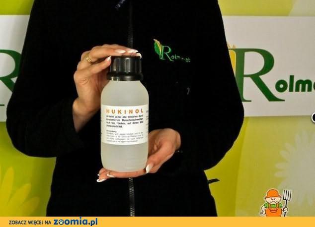 Hukinol - zapachowy odstraszacz na dziki i zwierzynę płową