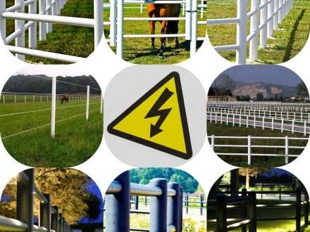Equisafe - ogrodzenia elektryczne dla koni  hdpe  pastuch