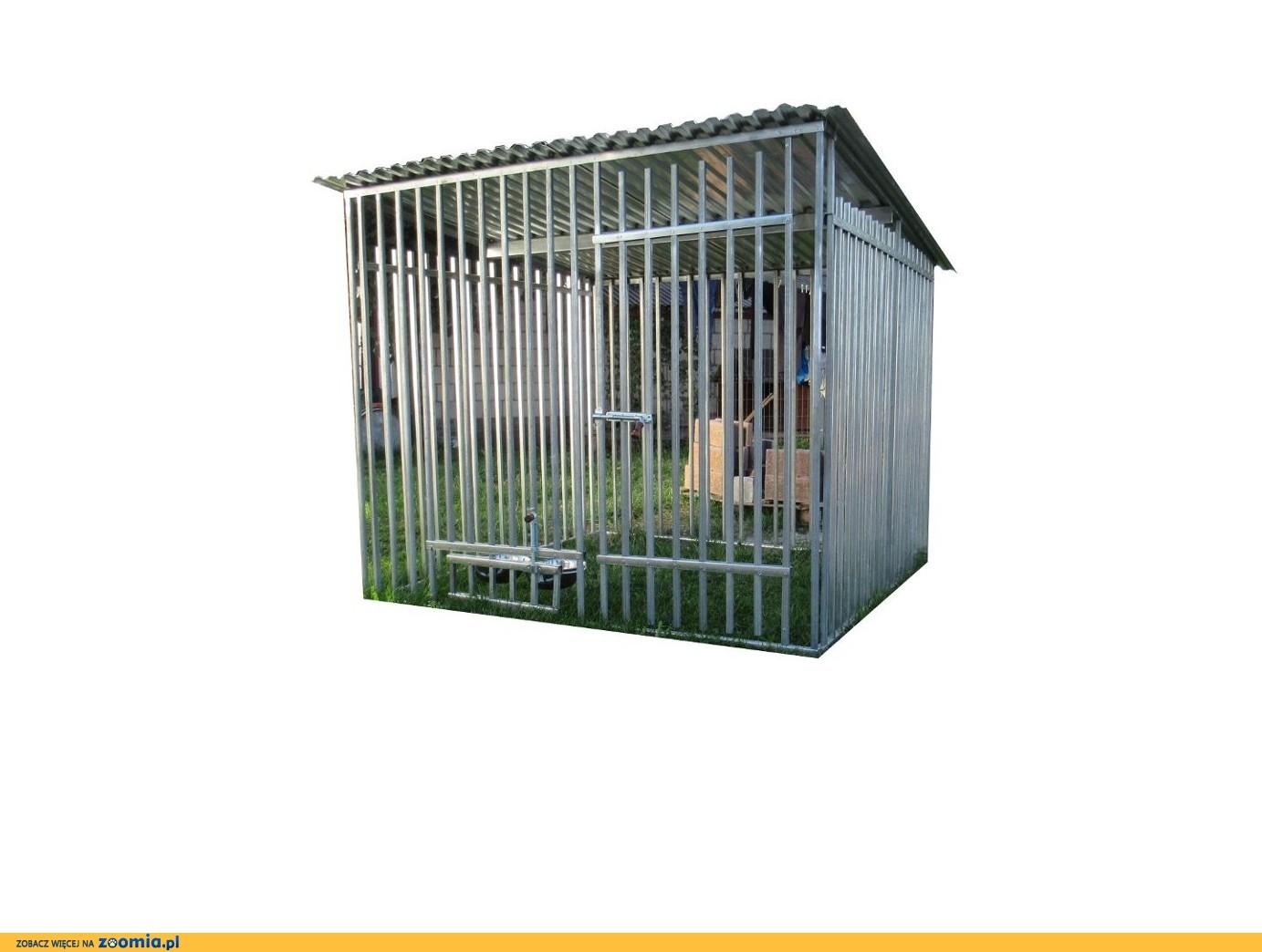 Kojec dla psa kojce dla psów różne wymiary Producent KŁOBUCK Śląsk śląskie