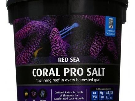 Sól morska Coral Pro Salt 22kg