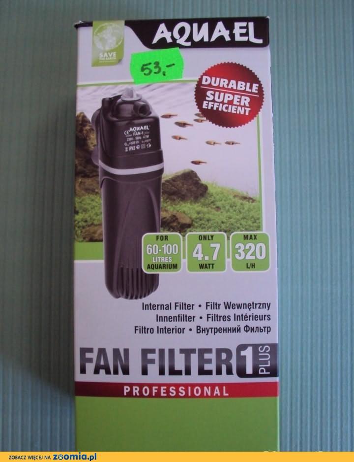 Filtry wewnętrzne FAN PLUS energooszczędne Frontosa